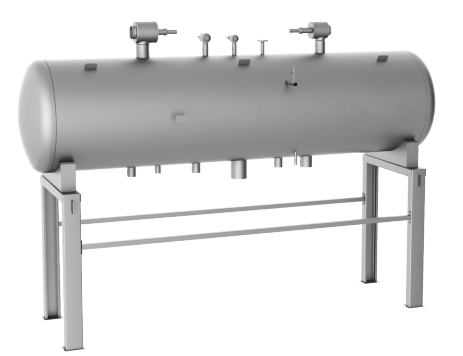 WITT pressure vessels and separators