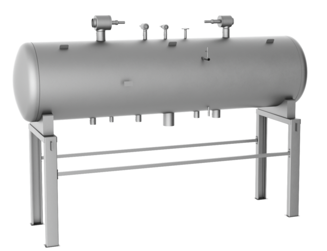 WITT separators and pressure vessels