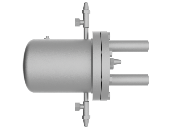 HR and HS high-pressure float regulators