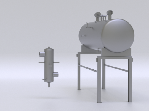 Pressure vessels and assemblies